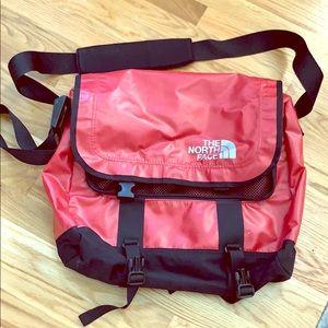 North Face messenger bag